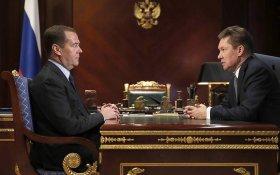 Россия продолжает уговаривать Украину купить газ
