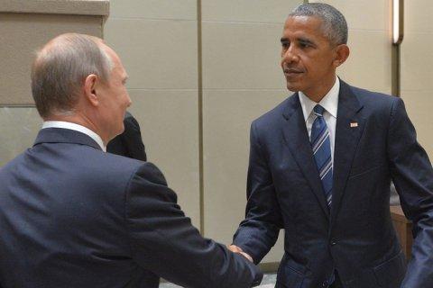 В Ханчжоу Путин и Обама обсудили Сирию и Украину