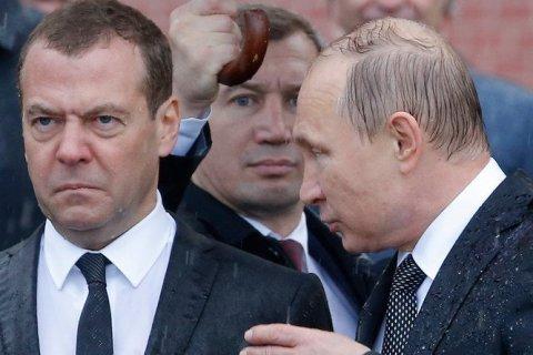 «Рокировочка» по-ельцински. Медведев и правительство узнали о своей отставке вместе со всеми