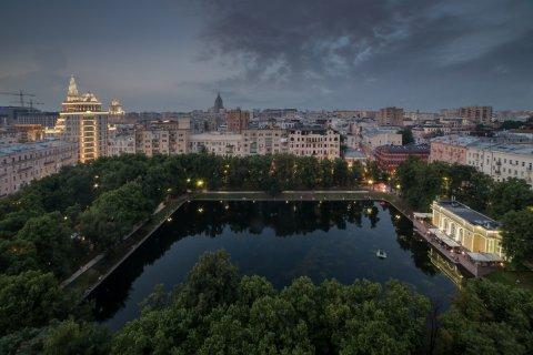 Цена квадратного метра жилья в элитных домах Москвы превысила 1 млн рублей