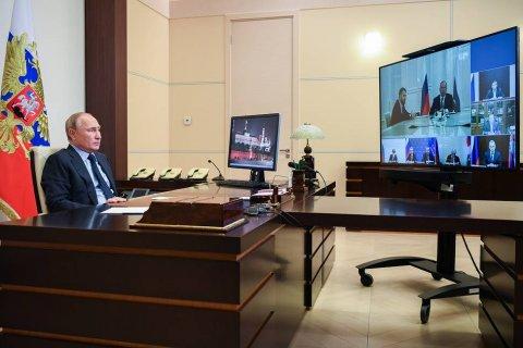 «Ничего не выполнено». Путин раскритиковал «Роскосмос»