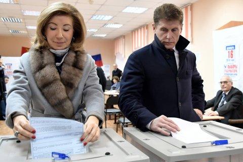 Наблюдатели: На 47 из 80 избирательных участках Владивостока результаты сфальсифицированы. ЦИК: разберемся, но это ни на что не повлияет