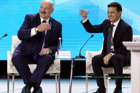 «Да очнитесь вы в конце концов». Президент Белоруссии призвал к поддержке Зеленского
