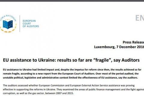 Евросоюз: Стоит ли помогать коррумпированным властям Украины?