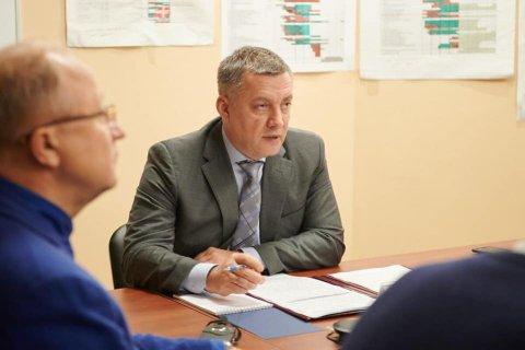 Новый врио губернатора Иркутской области похвастался результатами, достигнутыми при Левченко