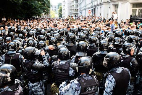 Президент признал, что протесты вызваны несправедливостью