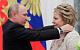 Владимир Путин наградил Валентину Матвиенко орденом. За мудрость и 70 лет