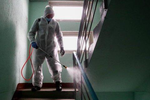 Россия обошла Китай по числу случаев заражения коронавирусом — более 87 тысяч