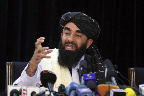 Талибы* пообещали бороться с наркотиками в Афганистане