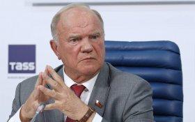 Геннадий Зюганов счел провокацией предложение провести референдум по вопросу захоронения тела Владимира Ленина