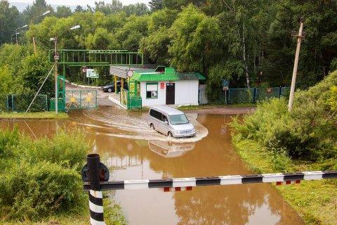 В Хабаровском крае из-за паводка ввели режим «Чрезвычайной ситуации»