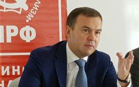 Юрий Афонин: Еда в кредит – плачевный результат губительного либерального курса