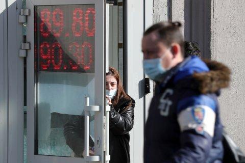 В Кремле заявили, что курс рубля не лихорадит. Просто «Волатильность чуть выше обычного»