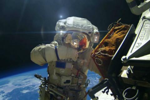 Первый человек в космосе был коммунистом