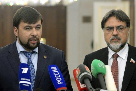 ДНР и ЛНР разошлись по вопросу возвращения в состав Украины