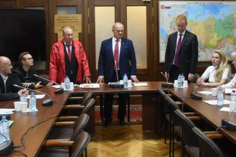 Геннадий Зюганов: «Наша задача на этих выборах – получить максимальную поддержку граждан»