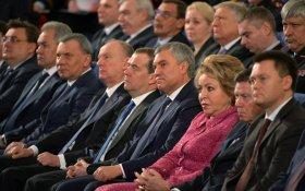 Матвиенко рассказала о своей «маленькой» пенсии. О доходе в 16 млн рублей она умолчала