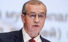 Сергей Левченко подал в отставку с поста губернатора Иркутской области