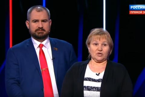ЦИК: Сурайкин на дебатах нарушил закон