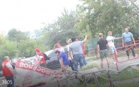 Агитатора КПРФ избили на встрече с избирателями в Новосибирске