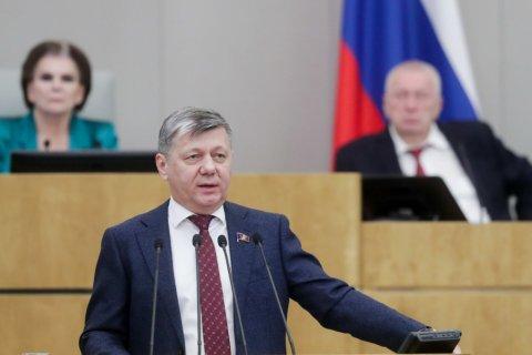 Фракция КПРФ выдвинула Дмитрия Новикова на пост Председателя Государственной Думы