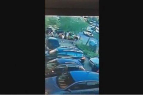 На видео попало жестокое убийство охранника в Ейске