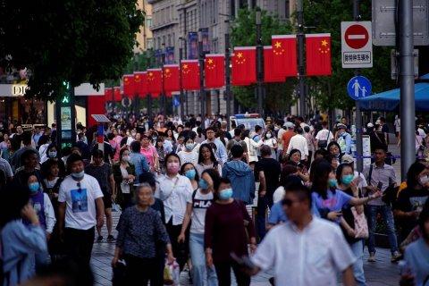 Население Китая за 10 лет выросло на 72 млн человек