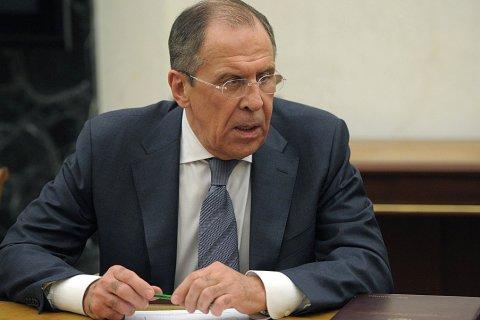 Лавров допустил оказание помощи Ираку в борьбе с террористами