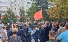 Мероприятия Всероссийской акции протеста прошли в разных городах России