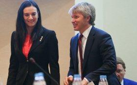 Исинбаева раскритиковала директора РУСАДА