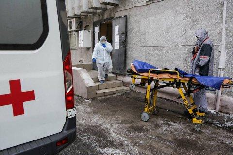 Число умерших от коронавируса превысило 37 тысяч человек