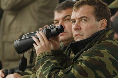 Петиция за отставку Медведева набрала более 250 тыс голосов