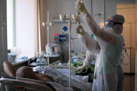 Число заболевших коронавирусом в России превысило 2,9 млн человек