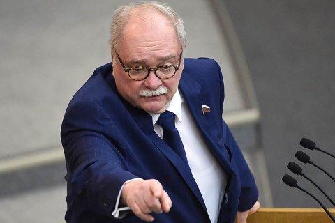 Кандидат КПРФ на пост губернатора Санкт-Петербурга Владимир Бортко готов к борьбе с «Единой Россией»