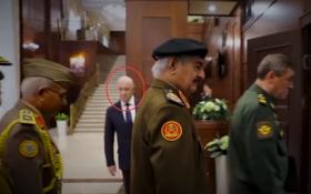 Эрдоган обвинил Россию в руководстве войной в Ливии