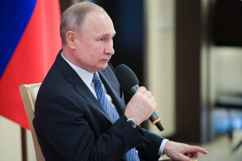 Путин: Россия может победить эпидемию даже быстрее, чем за три месяца
