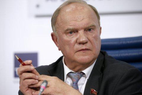 Геннадий Зюганов: Нападки на КПРФ связаны с укреплением позиций партии на региональных выборах