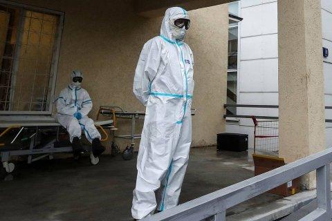 Число умерших от коронавируса в России превысило 13 тысяч человек