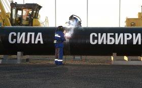 «Газпром» признался в срыве поставок по «Силе Сибири»