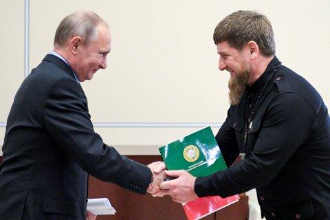 Путин бесплатно передал Чечне государственную нефтяную компанию