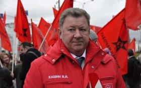 Владимир Кашин: Корневое условие изменения социально-экономической политики – это формирование народной власти