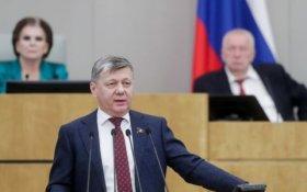«Мы будем настаивать на торжестве справедливости в российском обществе». Дмитрий Новиков выступил на первом заседании Госдумы
