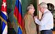 Первый вице-спикер Госдумы вручил Раулю Кастро Ленинскую премию ЦК КПРФ