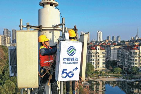 Количество установленных в Китае базовых станций для 5G превысило 1 млн