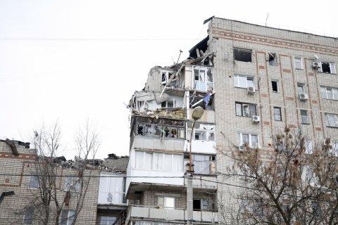 В многоэтажном доме в Ростовской области произошел взрыв газа