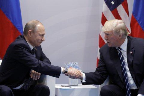 Трамп: На встрече с Путиным я был очень «жестким»