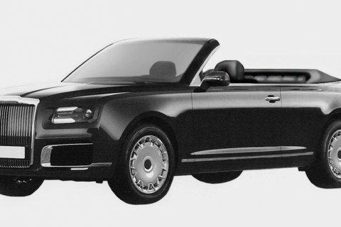 В рамках проекта «лимузин для Путина» начали разрабатывать парадный кабриолет