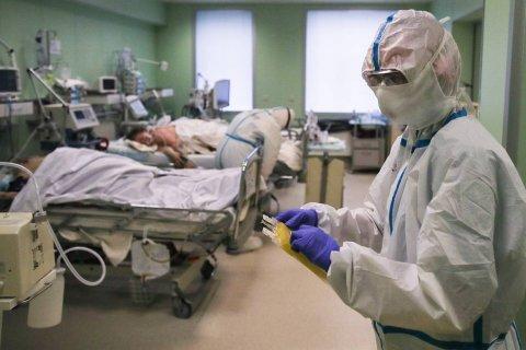В России за сутки коронавирусом заразились 17 347 человек. Это максимум с начала пандемии