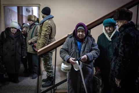 В ДНР повысят пенсии в 2021 году на 36%
