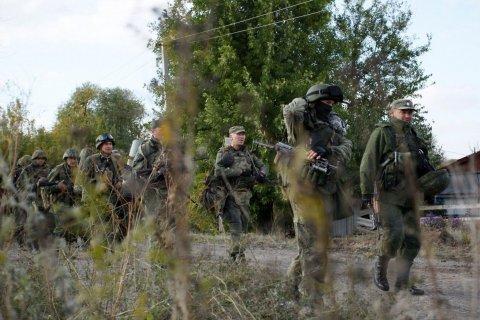 За сутки в Донбассе погибли 9 солдат украинской армии